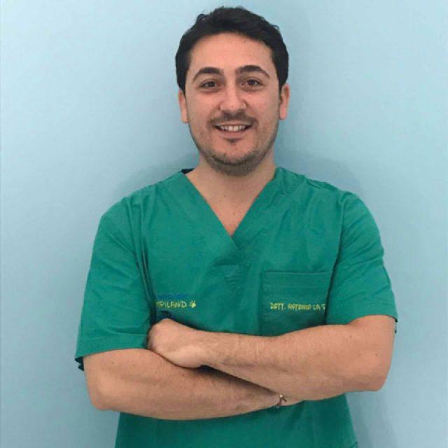 Dott. Antonio La Pietra